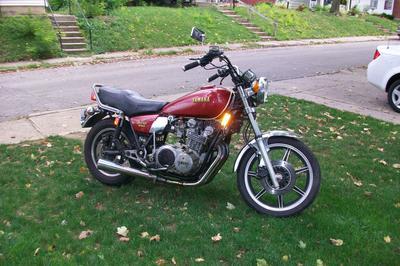 1980 YAMAHA 850 SPECIAL