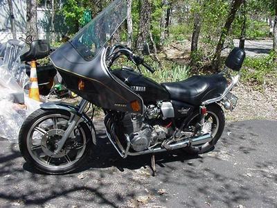 Restored 1980 Yamaha XS850SG