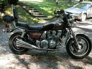1981 Honda CB900C Custom