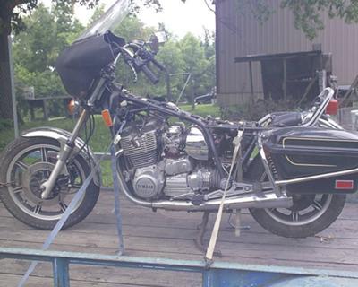 1981 Yamaha XS1100 Special