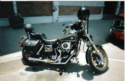 1982 Harley Low Rider Lowrider FXB Sturgis