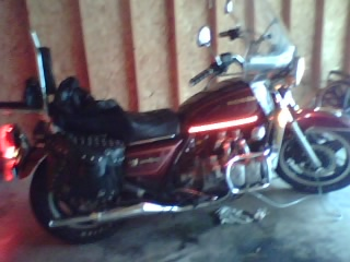 1982 Honda Goldwing GL1100  1100cc  (example only; please contact seller for pics)