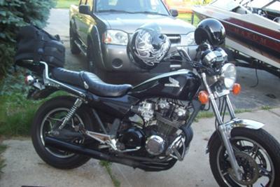 Rebuilt Restored 1982 Honda Nighthawk 750