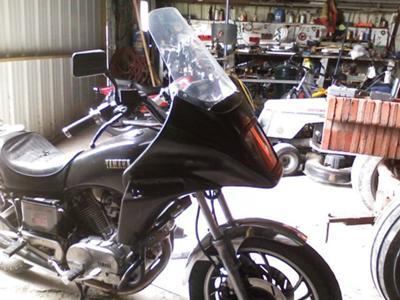1982 920 Yamaha Virago Fairing