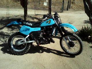 1982 Yamaha IT465