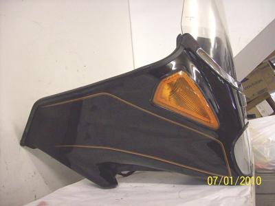 1982 Yamaha Virago 920 stock fairing