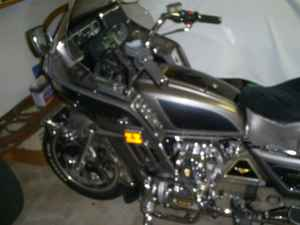 1983 Honda Goldwing Aspencade - New battery. New Back tire. New brakes.