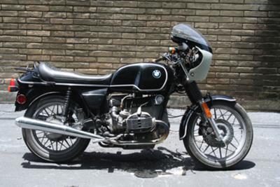 1983 BMW R100