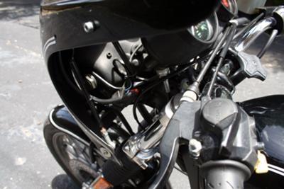1983 BMW R100 Wheel