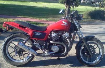 1983 Honda Ascot