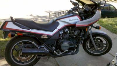 1984 Honda V65 Sabre