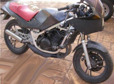 1984 SUZUKI RG250WE GAMMA TWO STROKE