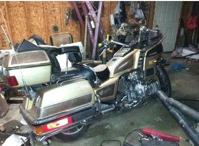 1985 Honda Goldwing 1200 LTD LImited Edition