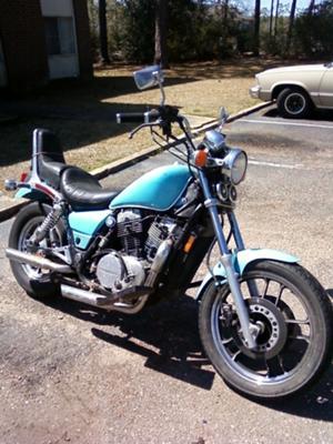 1985 Honda 700 cc Cruiser