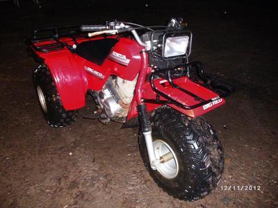 1985 Honda Big Red Trike 250 for Sale