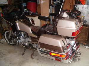 1985 Honda Goldwing Aspencade