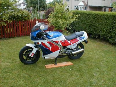 honda nsr 400 for - photo #16