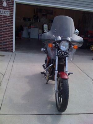 1985 Honda Shadow  700 VT700C