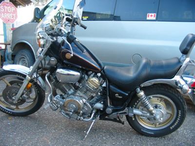 1985 YAMAHA VIRAGO 1000
