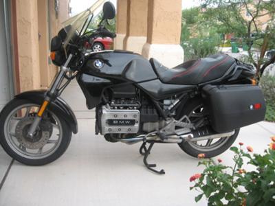 1986 BMW K75C