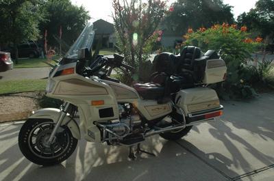 1986 Goldwing GL1200 Aspencade SEI