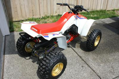 1986 Honda Fourtrax 250R