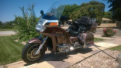 1986 Goldwing Aspencade For Sale by Owner