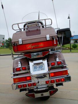 1986 HONDA GOLDWING ASPENCADE ROAD READY w MANY EXTRAS