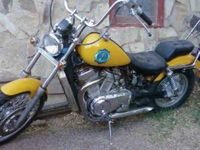 1986 Suzuki VS700 Intruder