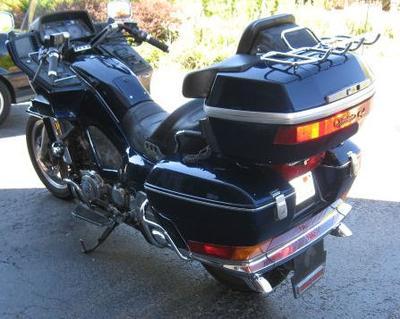 1986 Yamaha Venture Royale 1300cc Touring motorcycle