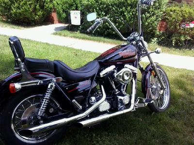 1987 Harley Davidson FXLR for sale by owner