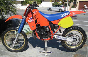 1987 Honda CR MX