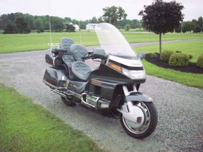 1988  Goldwing GL1500 (example)