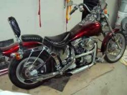 1988 Harley Davidson Softail for Sale by owner