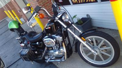 1988 Harley Davidson Sportster XLH 883 for sale by owner