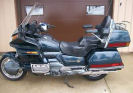 1989 Honda Goldwing GL 1500 blue gl1500