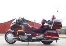 1989 Honda Goldwing GL 1500 burgundy red touring gl1500