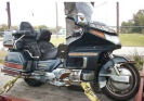 1989 Honda Gold Wing Goldwing Aspencade gl 1500 blue