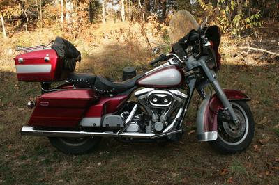 1989 Harley Davidson FLHTC Electra Glide / Road King Conversion