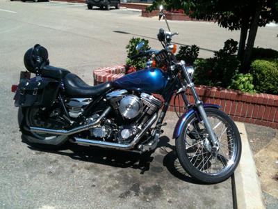 1989 Harley Davidson Low Rider (example only)