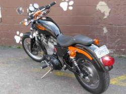 1989 Harley-Davidson Sportster 1200
