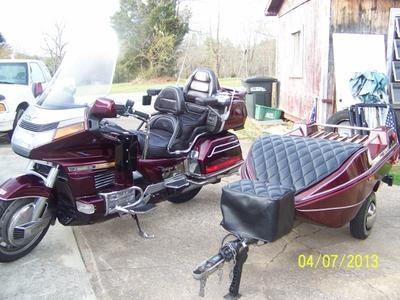1989 Honda Goldwing