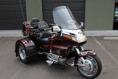 1989 Honda Goldwing AspencadeTrike GL1500 for sale by owner