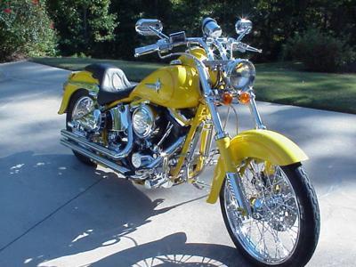 1989 Softail Custom Motorcycle
