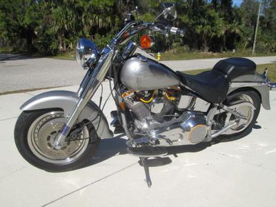 1990 Harley Davidson Gray Ghost Fatboy for Sale in FL Florida