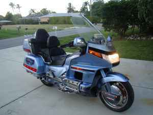 1990 Honda Goldwing GL1500