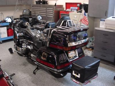 1991 Honda GoldWing Aspencade Aspencade Limited Edition