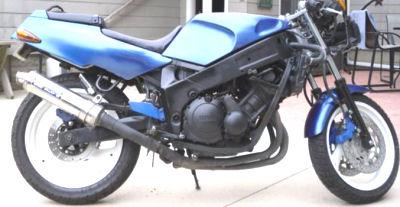 Yamaha 1991 FZR 600