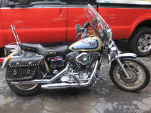 1992 Harley Davidson Dyna Daytona