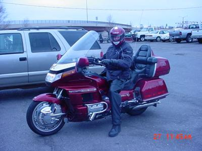 1992 Honda Goldwing GL1500 Aspencade (example only please call for pics)